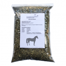 HERB MIX PONY `This is for 1-2 year old`s or ponies with a height from 1 M up to 1.46 M or with a weight up to 400 kilo`