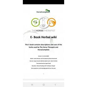 E-BOOK THEHORSETHERAPIST HERBAL WIKI